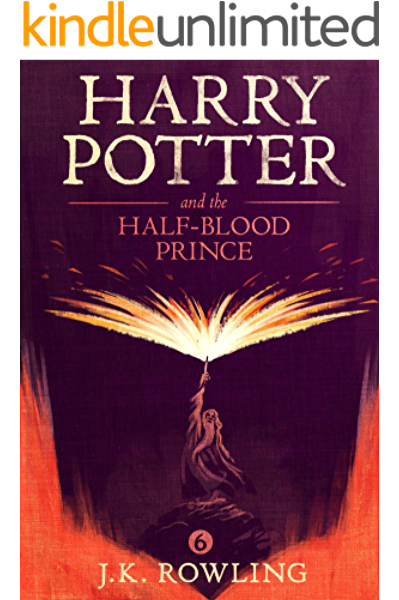 Harry Potter And The Half Blood Prince Ebook Rowling J K Amazon Ca Kindle Store