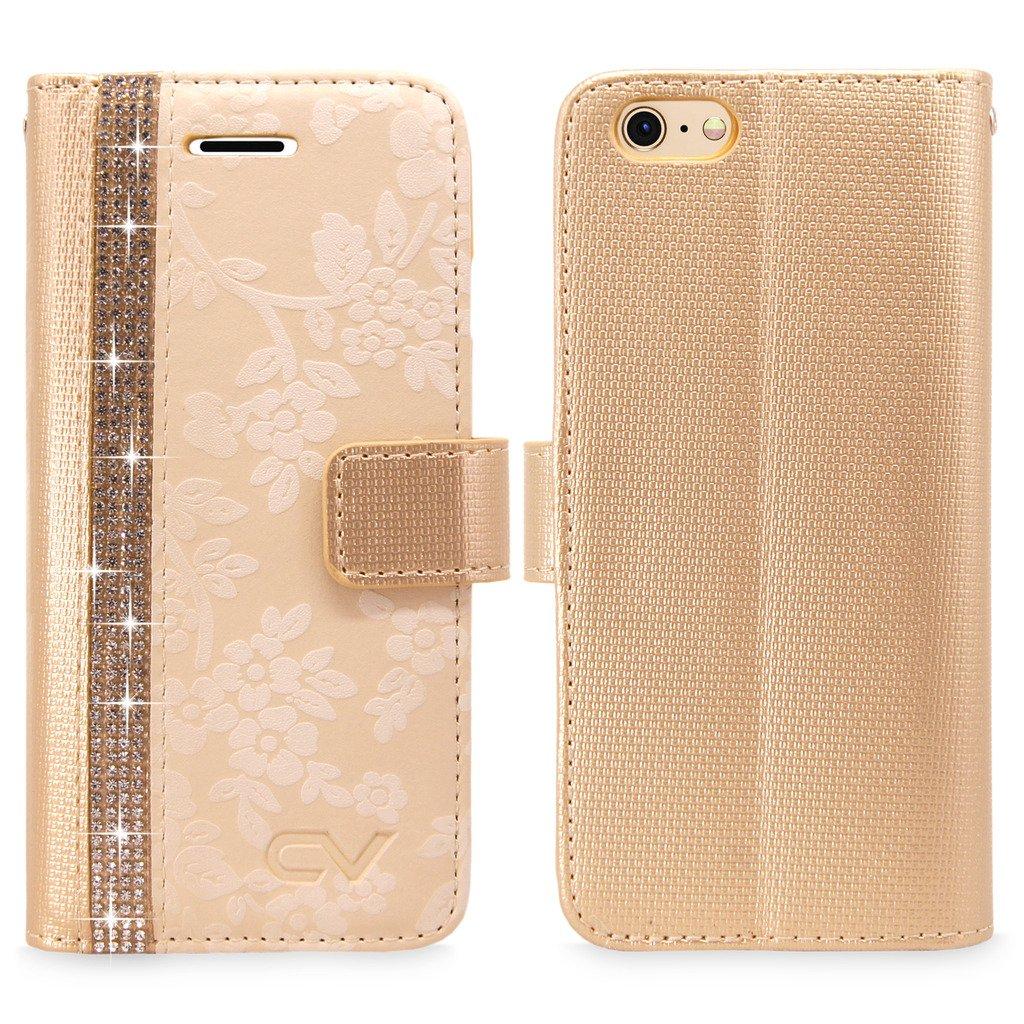 iPhone Cellularvilla Diamond Protective Leather Image 2