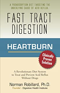 heartburn fast tract digestion lpr acid reflux u0026 gerd diet cure without drugs