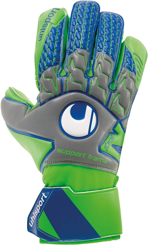 uhlsport TensionGreen Soft Advanced Torwarthandschuhe Torhüter Handschuhe Grün