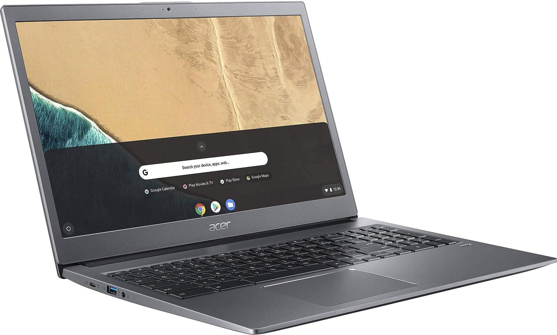 """Acer 715 CB715-1W-P4Y6 15.6"""" Chromebook 4417U 8GB 32GB eMMC Chrome OS, NX.HB2AA.002"""