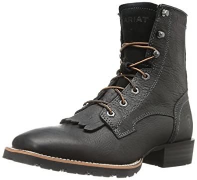 Amazon.com | Ariat Men's Hybrid Lacer Western Cowboy Boot | Western