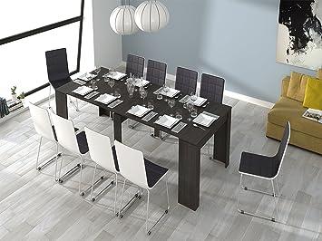 Hogar Decora Mesa Comedor Consola Extensible 4 EN 1: Amazon.es ...