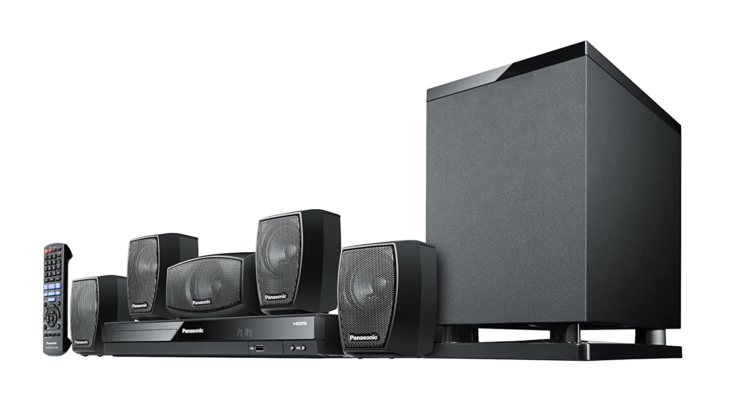 Panasonic Sc Xh70 Dvd 400w 51 Channel Home Cinema System Amazonco Wiring Diagram New Theater Reviews Diagrams Tv
