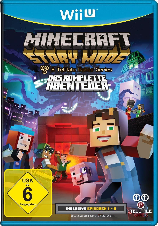 Minecraft Story Mode The Complete Adventure A Telltale Game - Minecraft spiele filme auf deutsch