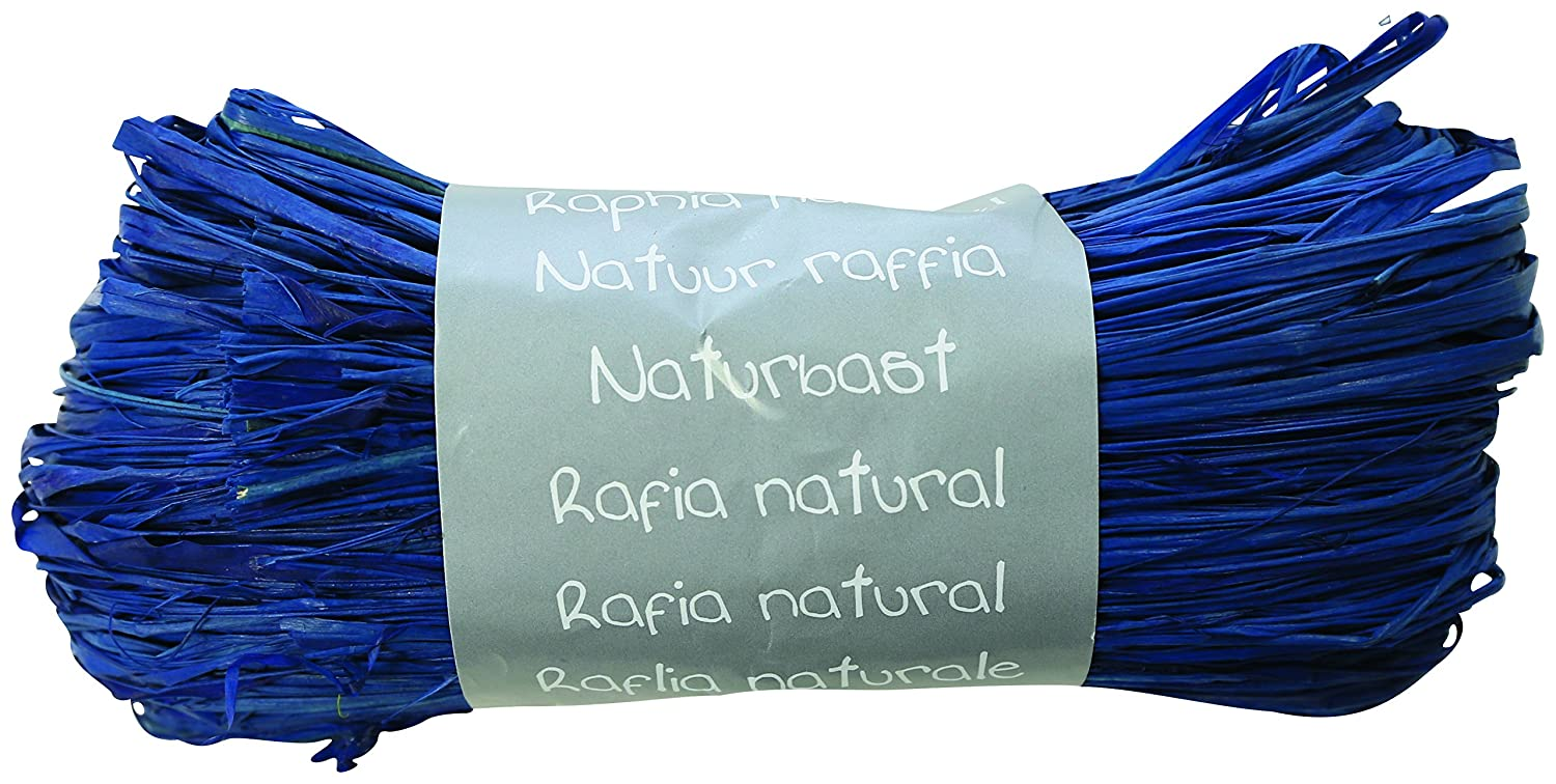 Clairefontaine Natural Raffia Ball, 50 g, Christmas Green 196074C