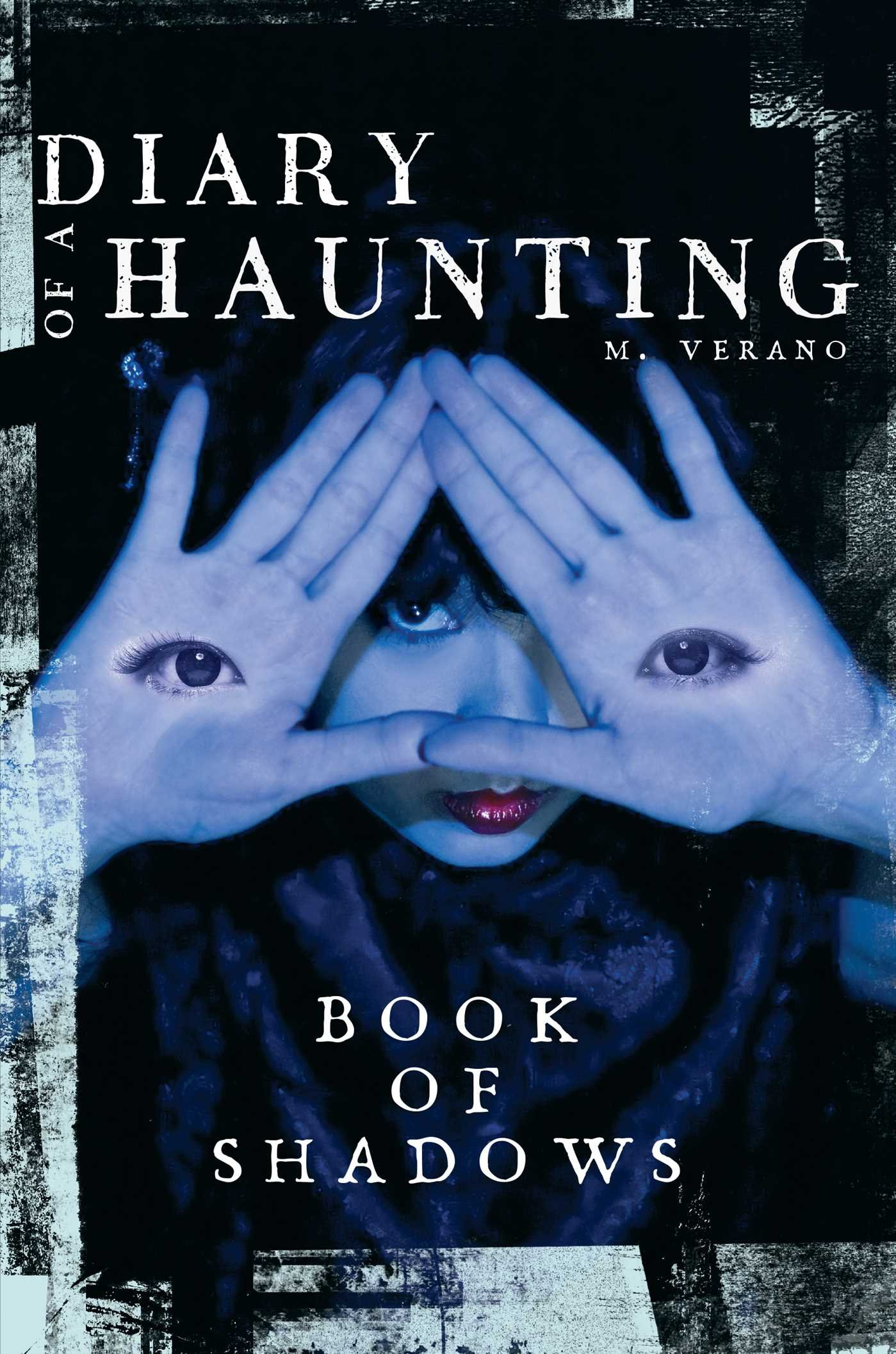 Amazon: Book Of Shadows (diary Of A Haunting) (9781481492027): M  Verano: Books