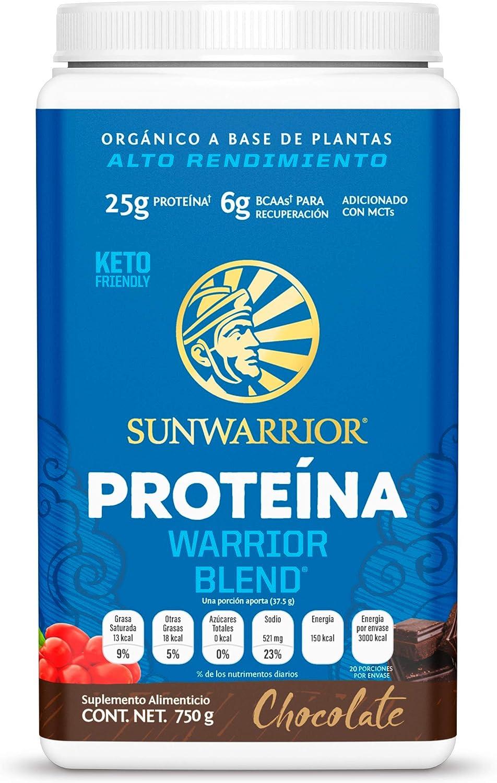 37,20 EUR//kg Sunwarrior Classic Plus 750g Glutenfrei Vegan Laktosefrei
