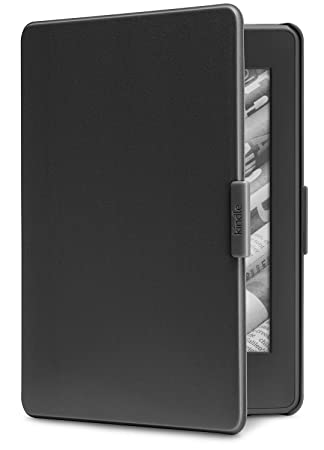 e428d561e Capa para Kindle Paperwhite, cor preta (compatível somente com modelos  Kindle Paperwhite)