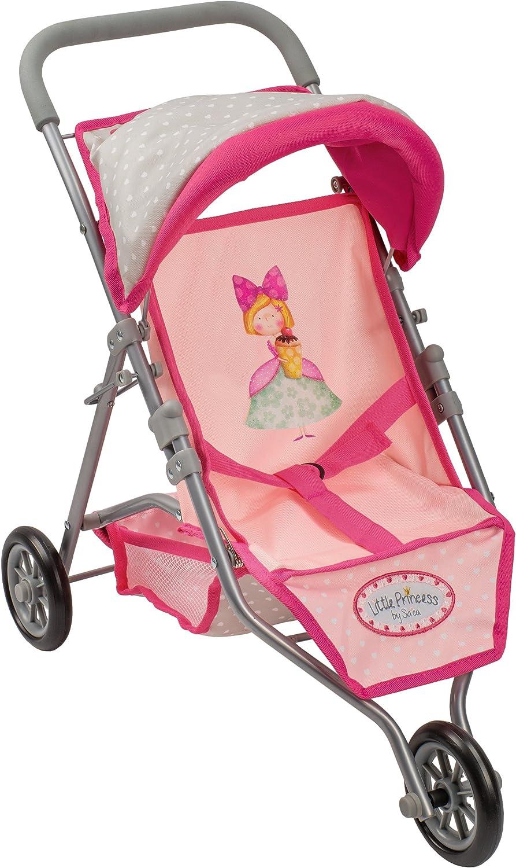 Little Princess Saica 9461P Coche de muñecas Plegable