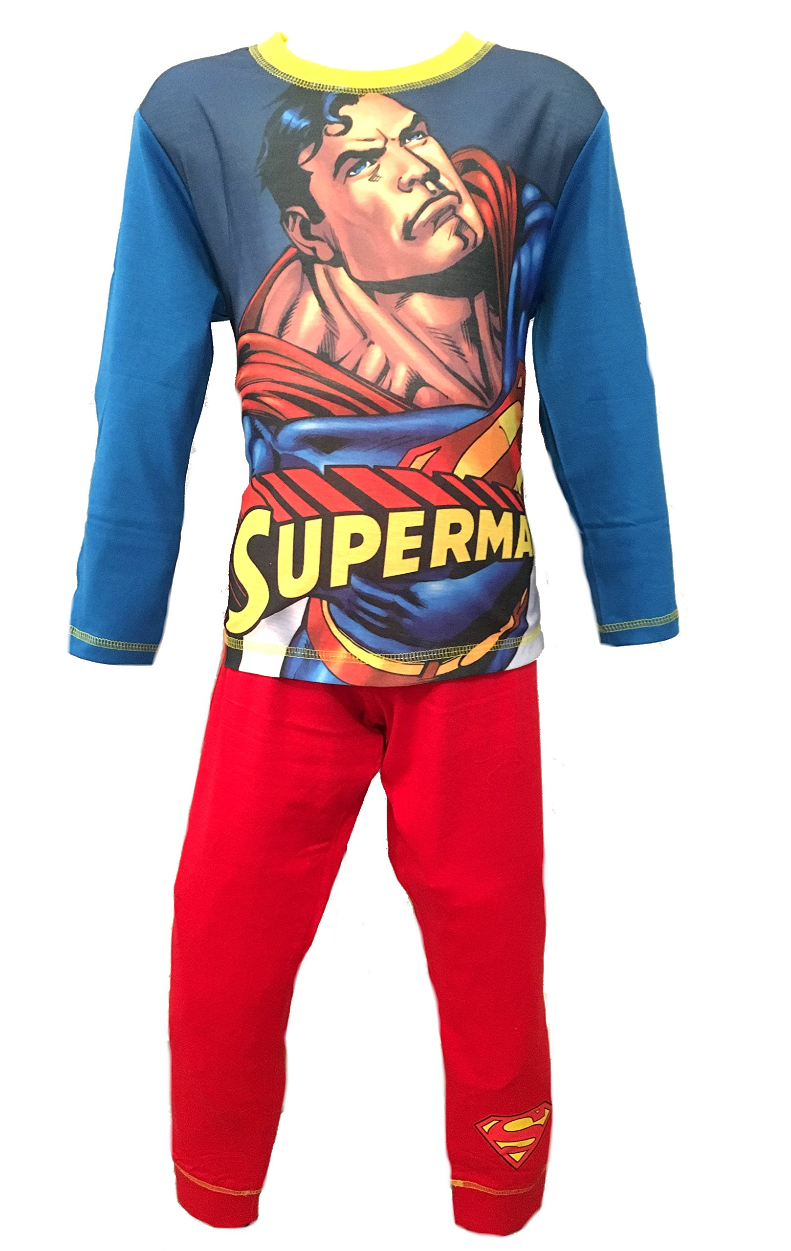 DC Super heroes Pyjama/'s Girls Character Pjs 4//10 Years Choose Size