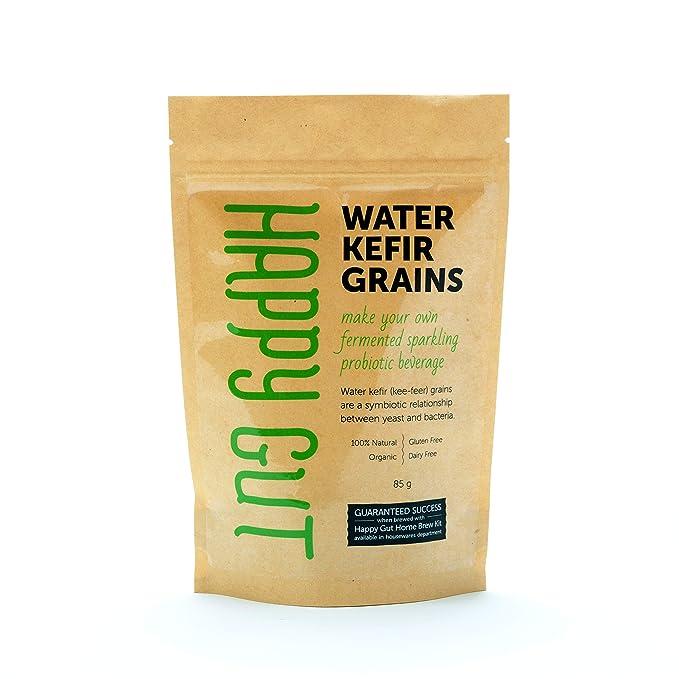 Amazon.com: Kit de iniciación de agua kefir: Kitchen & Dining