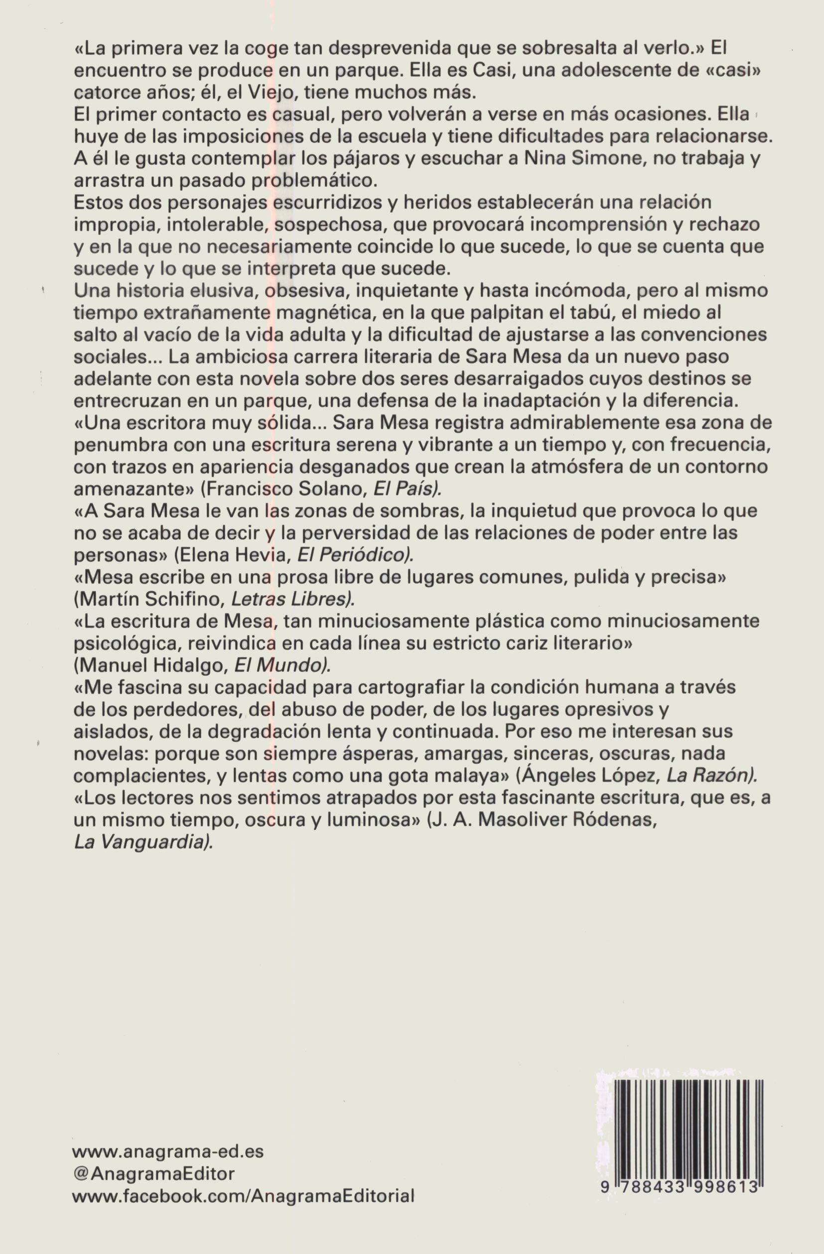 Cara de pan: 612 (NARRATIVAS HISPÁNICAS): Amazon.es: Mesa, Sara ...
