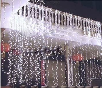 Amazon.com : Lightess 600 LED Christmas String Fairy Outdoor or ...