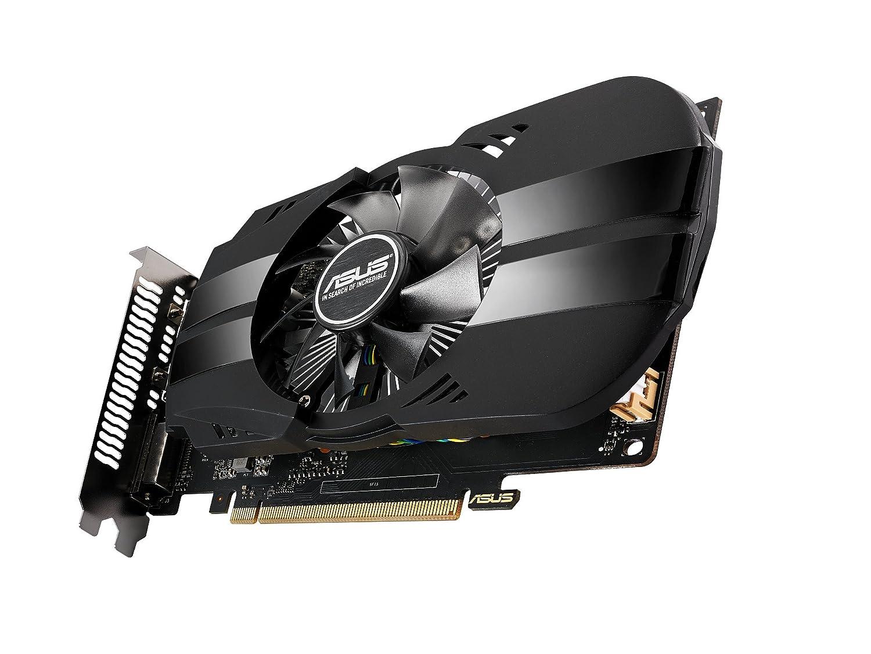 ASUS PH-GTX1050-2G GeForce GTX 1050 2GB GDDR5 - Tarjeta gráfica ...