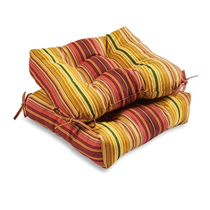 Amazon.com: South Pine Porch AM6800S2-KINNABARI Kinnabari ...