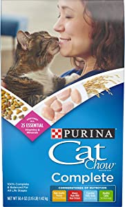 Purina Cat Chow, 3.15-Pound