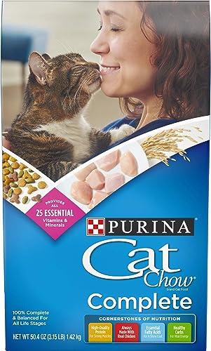 Purina Cat Chow, 3.15-Pound