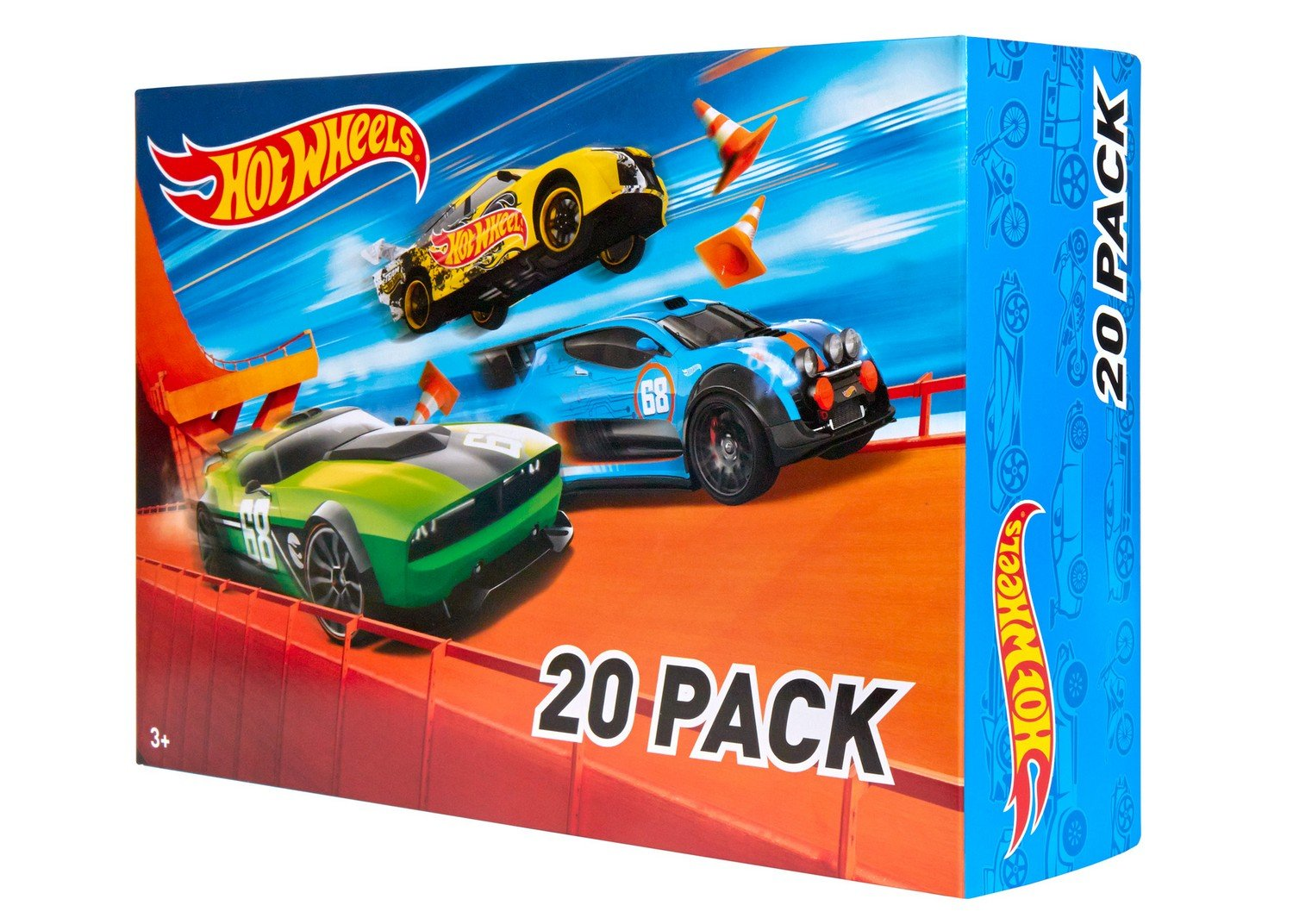 Delightful Amazon.com: Hot Wheels 20 Car Gift Pack (Styles May Vary): Toys U0026 Games