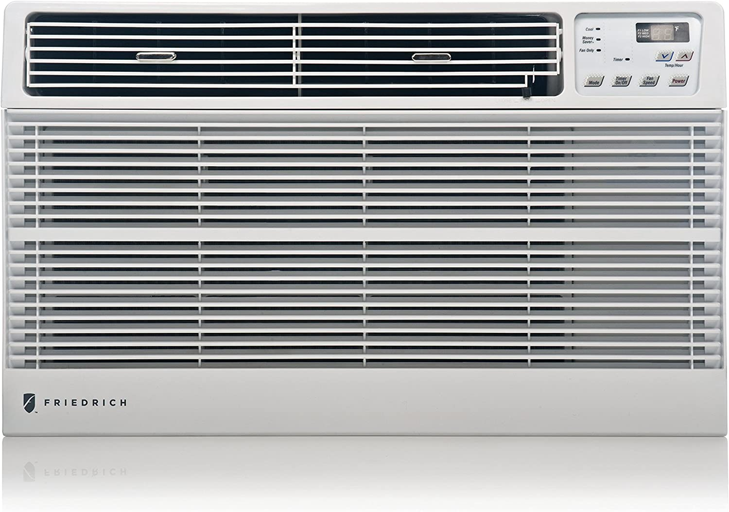 9,800 BTU 10.8 EER Uni-Fit Series Through-The-Wall Room Air Conditioner ENERGY STAR 115 volt