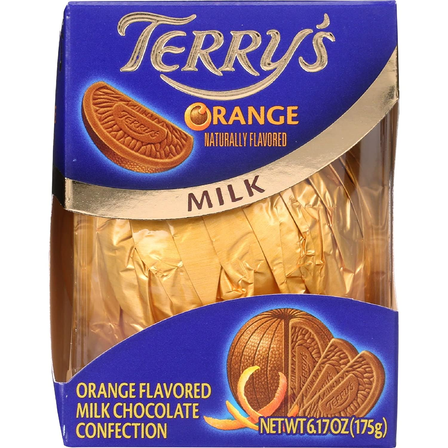 Terry's Chocolate Orange 175G: Amazon.ca: Grocery & Gourmet Food