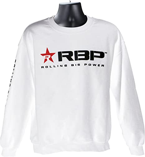 Amazon.com: RBP Negro Medio Cuello Redondo Tee, xxL, Blanco ...