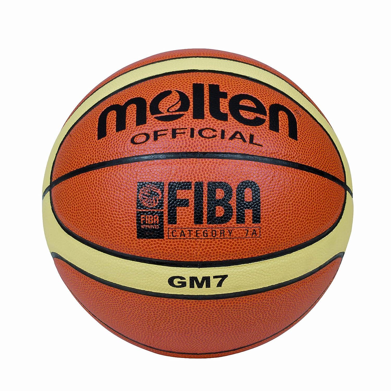 Molten BGM 7 - Pelota de Baloncesto: Amazon.es: Deportes y aire libre
