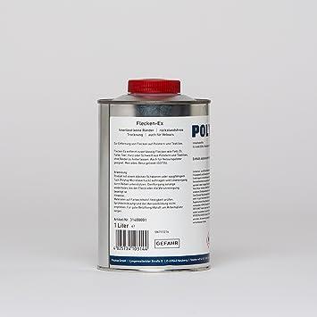 Truly manchas EX – Quitamanchas manchas Agua quitamanchas para tapicería y textiles 1 L