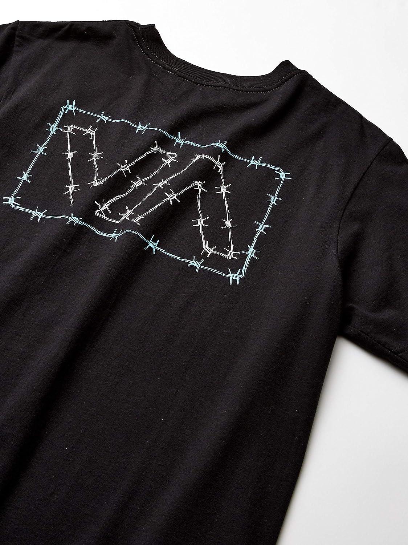 RVCA Mens Barbed T-Shirt