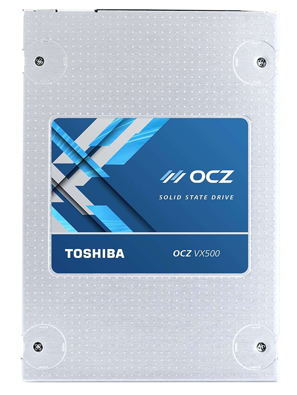Toshiba OCZ VX500 Review