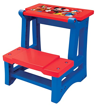 Mickey Mouse Clubhouse Capers 2 In 1 Activity Desk And Chair Toy