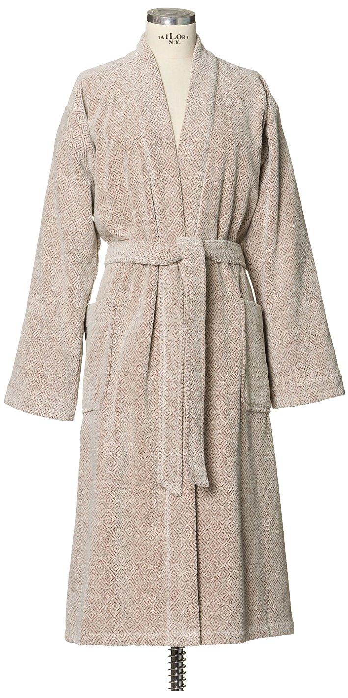 Möve Spa Kimono Rhomben, Größe XL