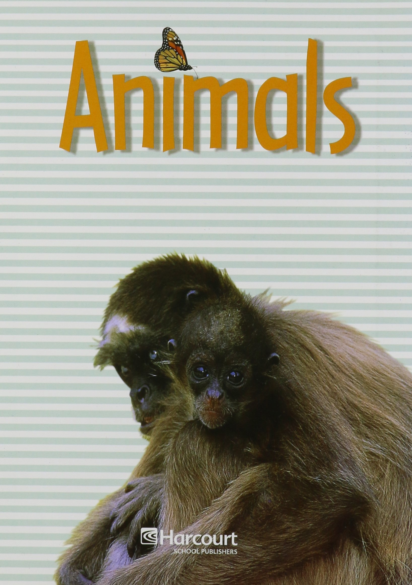 Read Online Harcourt Science: Science Readers Book Grade K Animals pdf