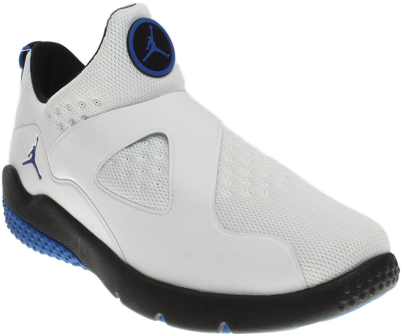 Jordan Nike Men's Trainer Essential Training Shoe 11.5 D(M) US|White/Game Royal-black