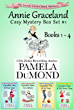 The Annie Graceland Cozy Mystery Box Set: Books 1 - 4