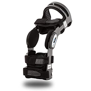 e338df30f3 Amazon.com: OsteoAlign Knee Brace (Medium, Grey): Health & Personal Care