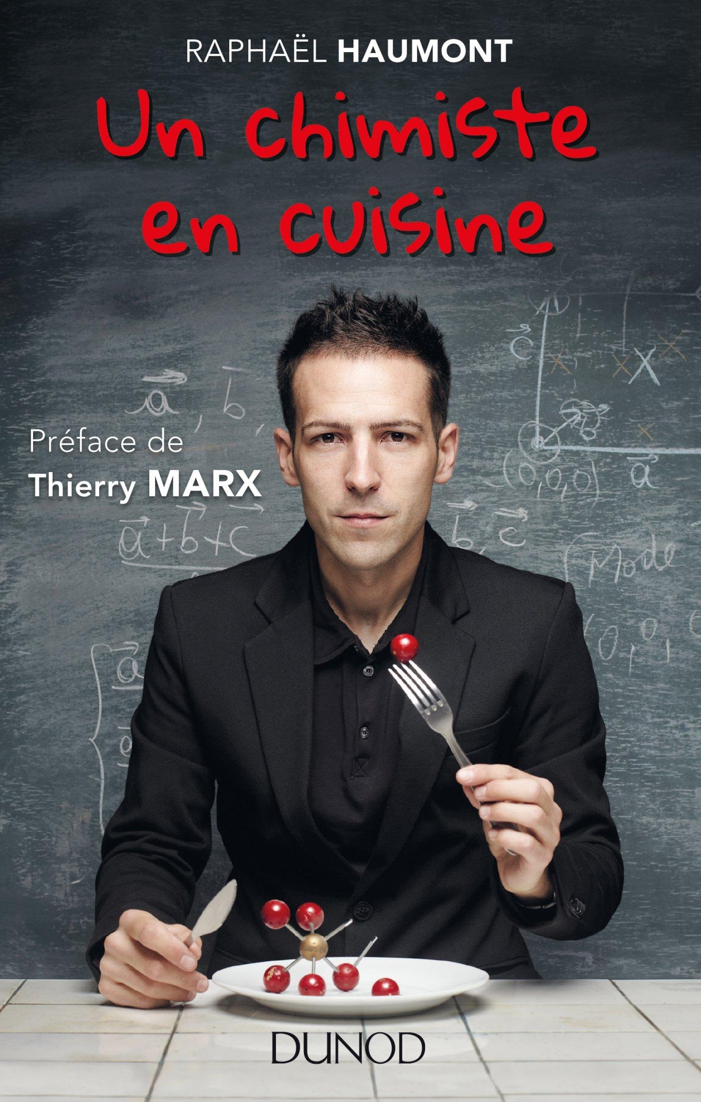 Un Chimiste En Cuisine Preface De Thierry Marx Hors Collection