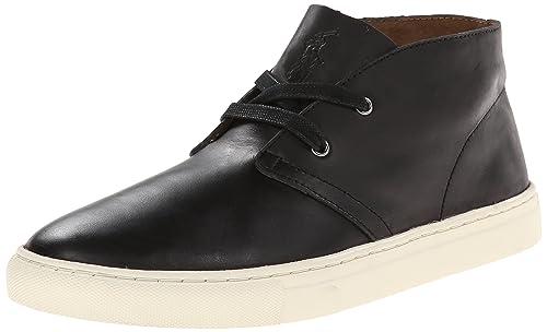 Polo Ralph Lauren - Zapatos de Cordones para Hombre Negro Polo ...