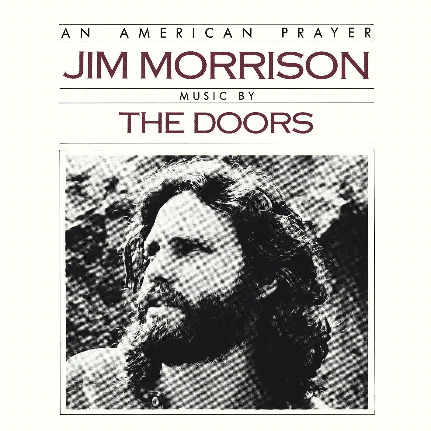 An American Prayer - Jim Morrison by Unknown