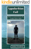 Appalachian Fail: What I Learned from My Failed Thru-Hike