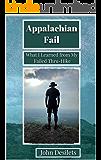 Appalachian Fail: What I Learned from My Failed Thru-Hike