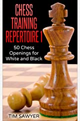 Chess Training Repertoire 1: 50 Chess Openings for White and Black Kindle Edition