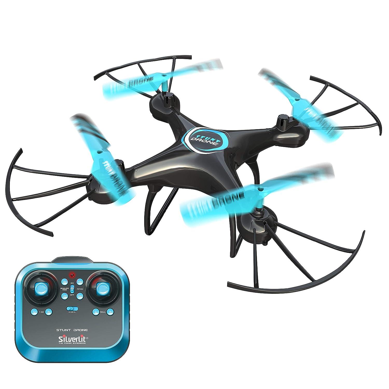 Silverlit Flybotic by Drone cascadeur (2,4 GHz, 33 cm): Amazon.es ...