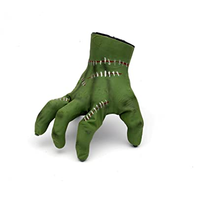 Funtime AR8110 Crawling Hand, Green: Toys & Games