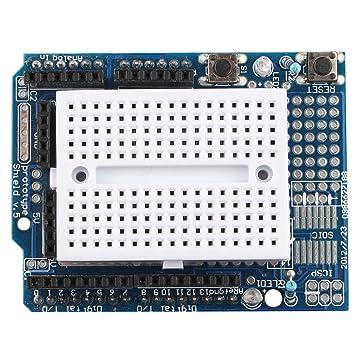 haljia Protoshield prototipo Tarjeta de expansión con mini ...