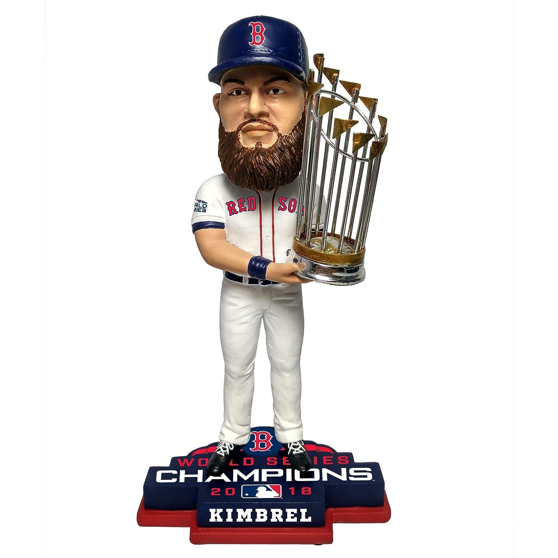 クレイグキンブレル ボストンレッドソックス 2018年ワールドシリーズチャンピオンズ ボブルヘッド MLB