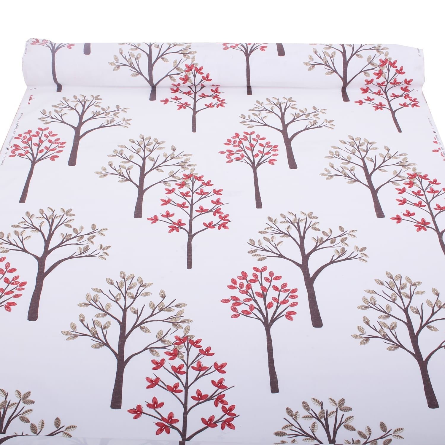 100% Cotton Premium Fabric Woodland Range Contemporary Floral Designs For Curtains Upholstery In A Range Of Contemporary Luxury Colours Sold By The Metre I Want Fabric