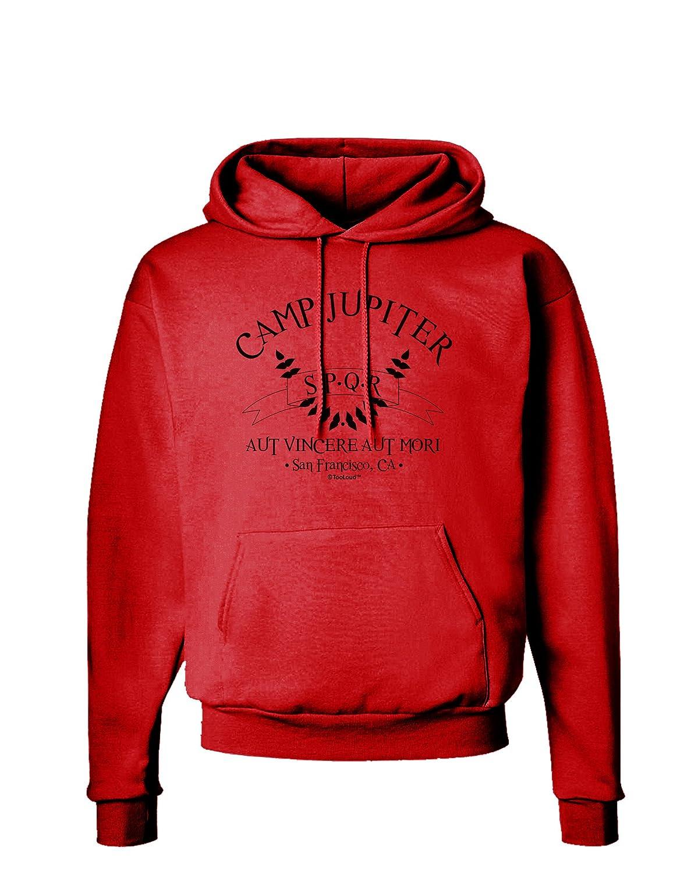 TooLoud Camp Jupiter SPQR Banner Hoodie Sweatshirt