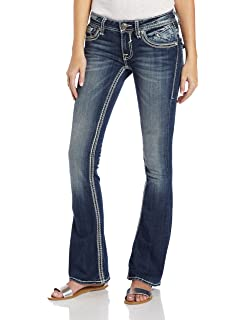 2931bc669e1 Amazon.com: VIGOSS Women's Chelsea Bootcut Jean: Clothing