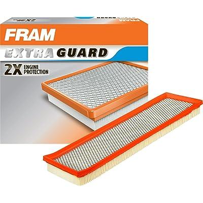 FRAM CA10085 Extra Guard Flexible Rectangular Panel Air Filter: Automotive